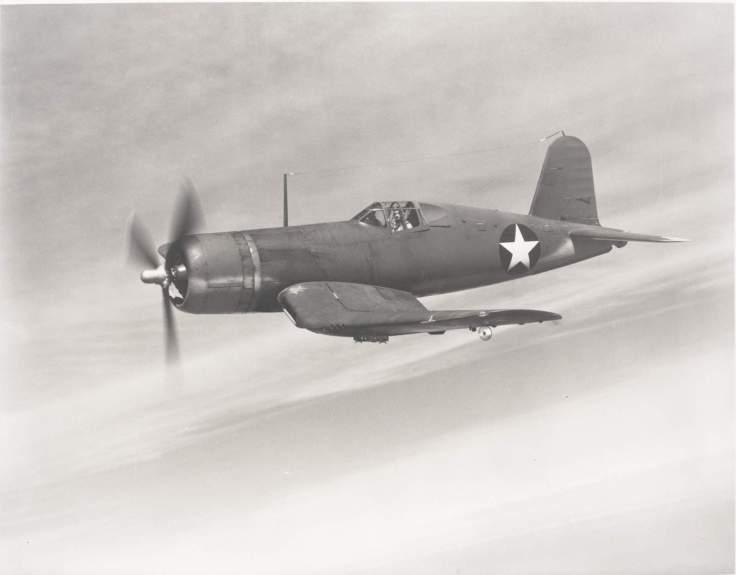corsair f4u-1