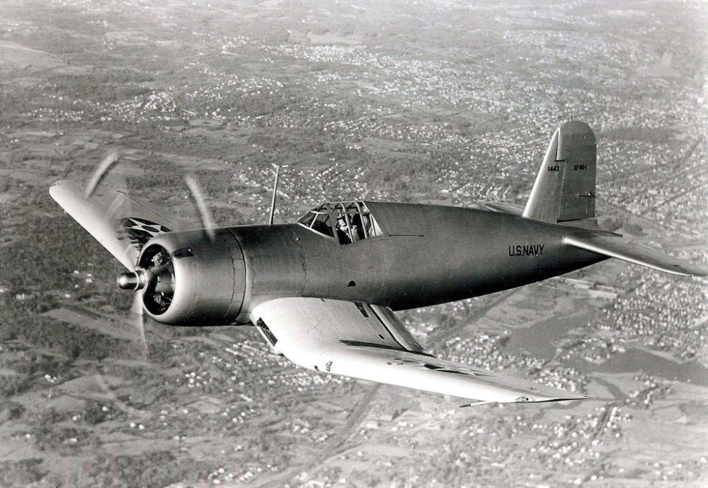 corsair xf4u-1